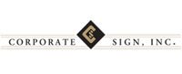 Corporate Sign Inc Logo